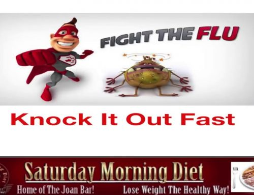 Fight The Flu, Knock It Out Fast!