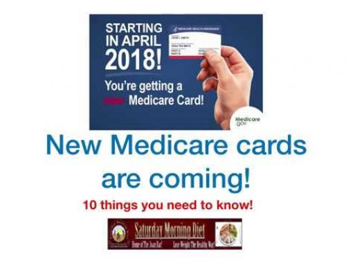 New Medicare Cards Are Coming- What You Need To Know