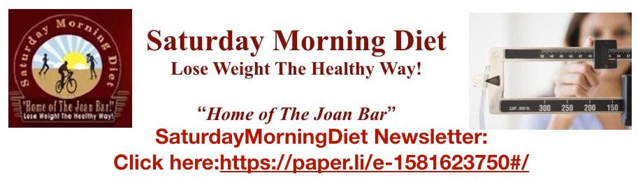 Saturday Morning Diet Logo