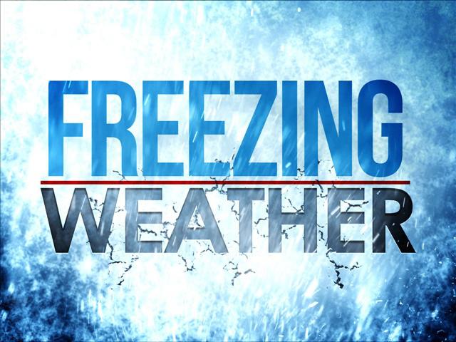 Freezing-Weather-