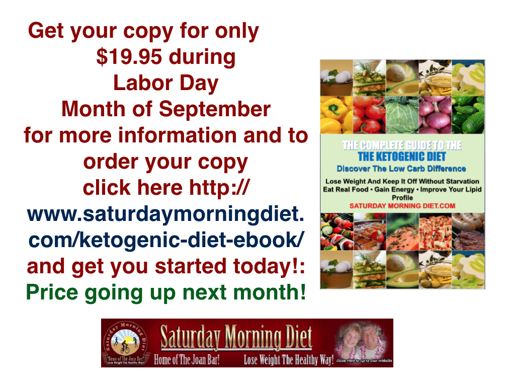 Special Sale of Ketogenic Diet