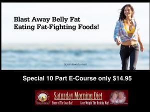 Blast Belly Fat E-Course